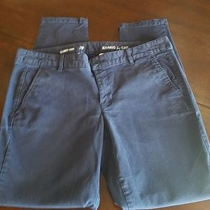 Khakis by Gap Skinny mini Pants size 6
